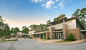 Corporate Green Office Park in Tyler, TX